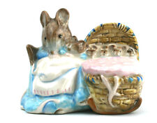 Beswick Hunca Munca Beatrix Potter Figurine BP-3c