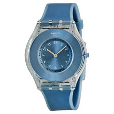 Swatch Blue Ladies Watch SFS103-AU