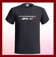 Camaro ZL1 Muscle Car Logo Emblem Chevy NEW Men's Black T-Shirt S M L XL 2XL 3XL