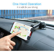 RUNDONG Universal Car Dashboard Mount Holder Phone Tablet PC Stand for S8 S7
