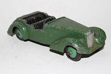1950's Dinky #38d Alvis Convertible,  Original