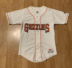 Wilson Fresno Grizzlies Jersey Size Youth Medium