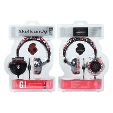 Skullcandy GI S6GIBZ-25 Driver 40mm MIC Over Ear Headphones