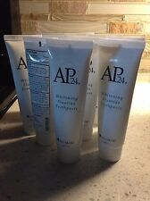 Nu Skin  Authentic 10 Tubes AP-24 Whitening Fluoride Toothpaste Exp 02/2020