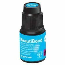 2 X Shofu Beautibond 6ml Self Etch Bond Hema Free 7th Gen Dental Bonding Agent