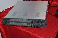 lot of 2 Videotek VTM-200 Multi-Format Monitor made in USA both have damage