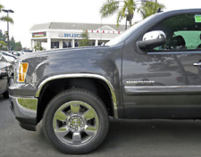 2007-2013 GMC Sierra TFP 3406 Polished Stainless Steel Fender Trim Molding