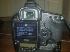 Canon EOS 1Ds Mark II 16.7MP Digital SLR Camera - Black (Body Only)