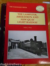 Lampeter, Aberayron, New Quay Light Railway Aberaeron GWR West Wales