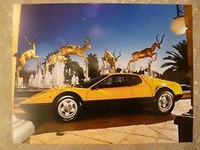 1973 Ferrari 365 GT4 BB Print, Picture, Poster, RARE!! Awesome L@@K