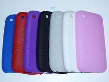 Cover custodia gomma silicone per Apple Iphone 3g/3gs fucsia fuchsia protezione