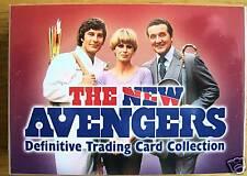 New Avengers Basic Trading Card Set