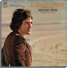 Miguel Rios - A Song of Joy - New 1970 A&M English/Spanish LP Record!