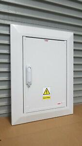 Gas / Electric Meter Box Cover W572 x H765 x D33mm GRP Enclosures Cover Repair