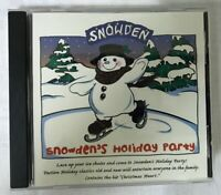 Snowden's Holiday Party CD Christmas Music