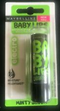 MAYBELLINE NEW YORK BABY LIPS LIP BALM MINTY SHEER NEW AND SEALED