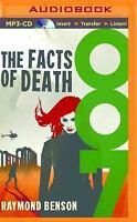 James Bond: The Facts of Death by Raymond Benson (2015, MP3 CD, Unabridged)