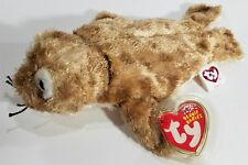 "TY Beanie Babies ""FINS"" SEAL - MWMTs! RETIRED! GREAT GIFT! CHECK OUT MY ITEMS!"