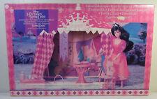 MATTEL DISNEY VTG 90's THE HUNCHBACK OF NOTRE DAME ESMERALDA GYPSY FESTIVAL TENT