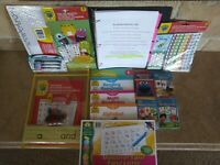 Pre-Kindergarten  (4-5yrs): Homeschool Curriclum Boxes