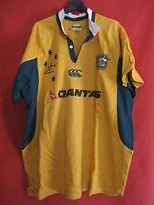 Maillot Rugby Canterbury Australie Wallabies Australie 2006 Vintage - XL
