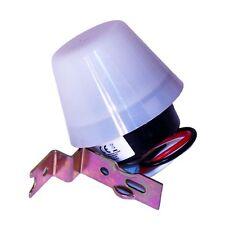 Sensor de anochecer 12 V DC para solar y aparatoseléctricos