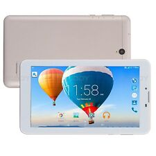 NEW 7'' Tablet PC Android 5.1 Quad Core 8GB 7 Inch Dual SIM 3G Phablet HD WIFI