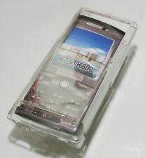 Transparent Crystal Case For Sony Ericsson K790 K800