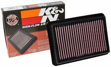 K&N 33-5070 engine air filter  2017-2019 Honda Civic Type R...