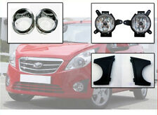 Fog Light Lamp Assy & Cover 6P For 10 11 Chevy Spark