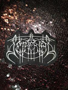 Setherial Shape Patch Darkthrone Black Metal