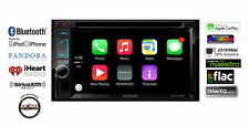 "Kenwood 6.2"" Multimedia Receiver with Apple CarPlay DDX6702S B"