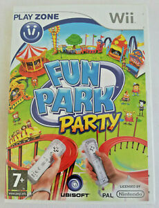 Fun Park Party, Nintendo Wii PAL Game. NEW & SEALED