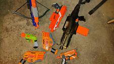Nerf Konvolut; 6 Spielzeug-Blaster