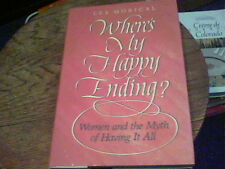 Where's My Happy Ending by Lee Morical wb17