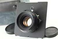 [Mint in Case] Schneider Symmar-S 120mm F5.6 MC Lens Copal No.0 from Japan 1324