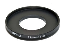 Stepping Ring 27mm - 46mm Step up ring 27-46mm