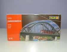 Faller Scala H0 120536 - Ponte ad arco. Dim. 360 x 65 x 120 mm.