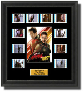 Backlight Ant Man And The Wasp 2018 Film Cell Memorabilia FilmCells