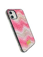 iPhone 11 6.1 Glitter Case Bling Diamond Bumper Shockproof PC + TPU Women Girls