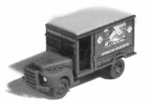 GHQ N SCALE KIT 1950'S REA TRUCK KIT | BN | 56016