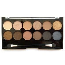 MUA Makeup Academy UNDRESSED NUDO DUPE NUOVO nude shimmer EYESHADOW Palette