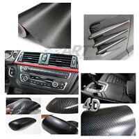 Vinilo de fibra de carbono negro 150cm x 30cm para Bmw E30 E46 carbon vinyl