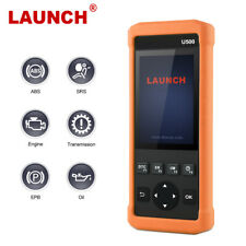 LAUNCH Automotive Scanner Engine +Transmission +ABS+ SRS Car OBD2 Diagnostic