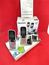 Panasonic Wireless Telephone Kx-Tgc222S Digital Cordless System New.