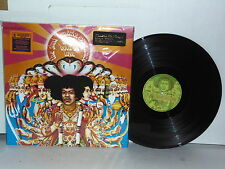 THE JIMI HENDRIX EXPERIENCE Axis Bold As Love LP Vinyl GF Psych Little Wing