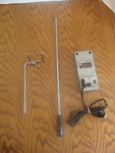 Farberware Open Hearth Grill Spit Rod Support, Motor & Spit Rod Parts Model 450