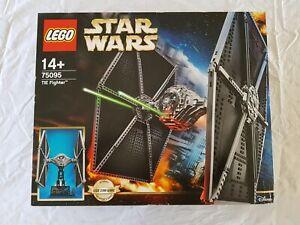 LEGO Star Wars 75095 UCS TIE Fighter BNIB