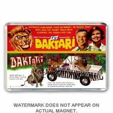 RETRO NOSTALGIA -CORGI TOYS 'DAKTARI' TV SHOW  - JUMBO FRIDGE / LOCKER MAGNET