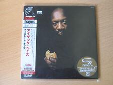 "ISAAC HAYES ""Chocolate Chip"" Le Japon MINI LP SHM CD"